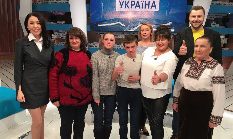 """Телешоу """"Говорить Україна"""""""