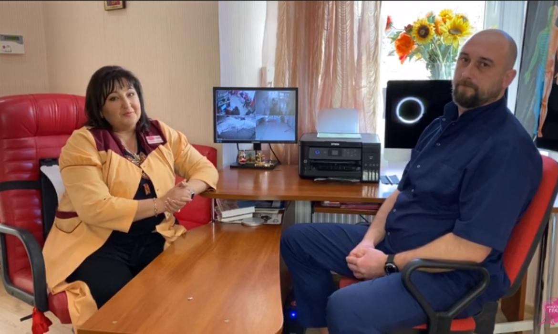 Поради лікаря остеопата Іллі Боброва для Центру Академія Грація